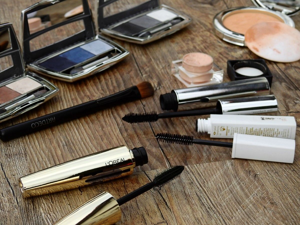 kosmetyki do makijażu, make up'u